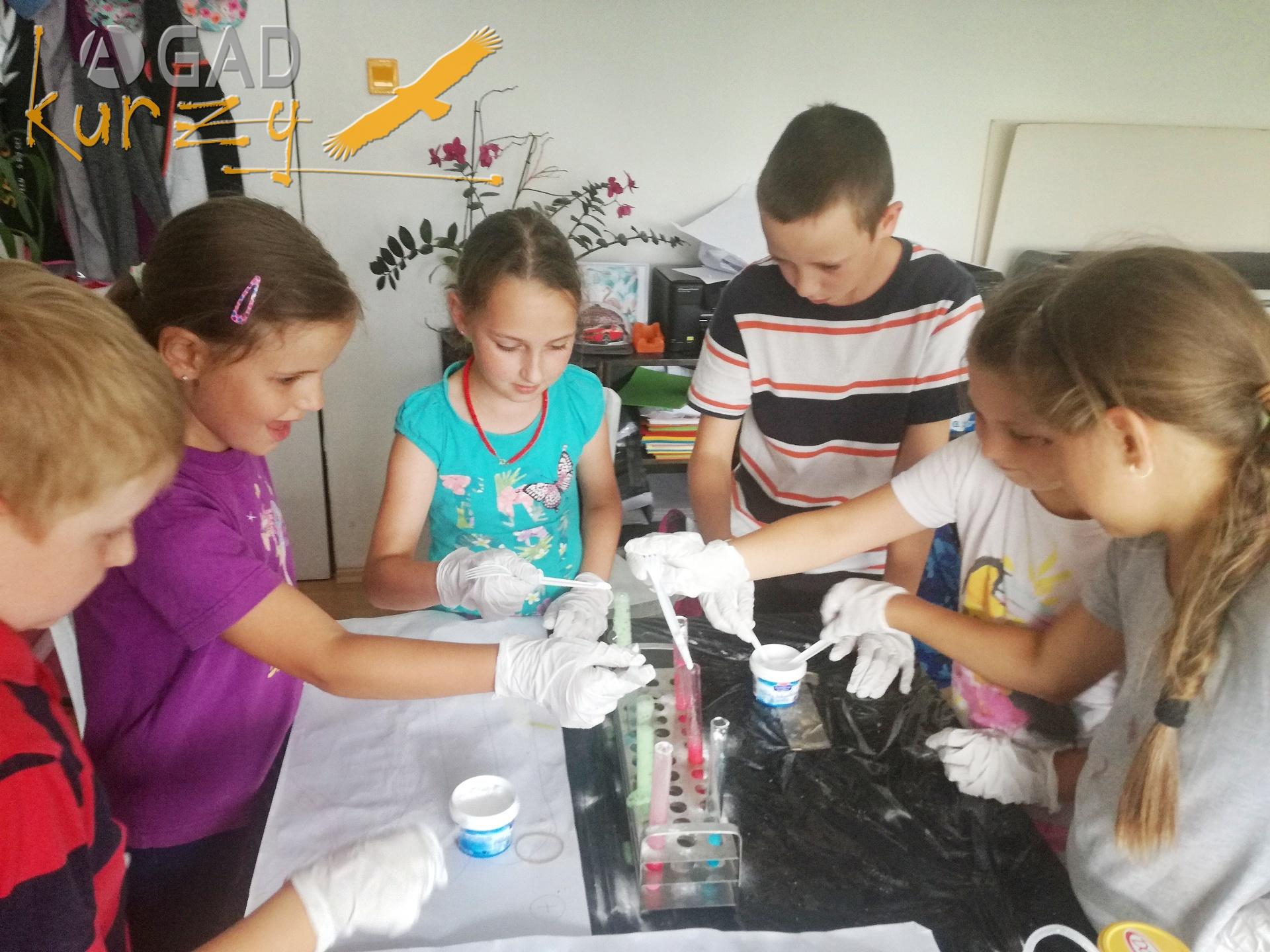 VEDA a TECHnika – denný tábor, Liptovský Mikuláš