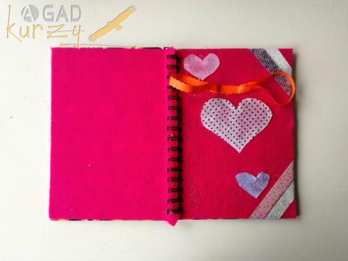 Scrapbook - zápisník