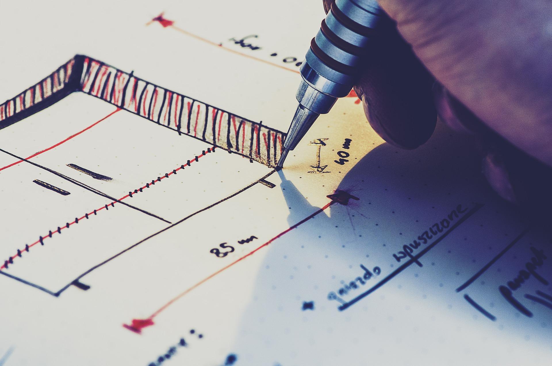 Interiérový dizajn – kurz 1. úroveň