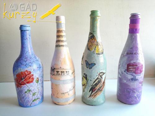 Váza z každej fľaše